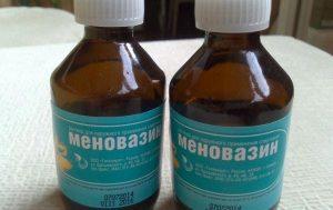 Раствор меновазин
