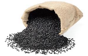 Черный кунжут