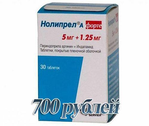 Эффективные лекарства от высокого давления
